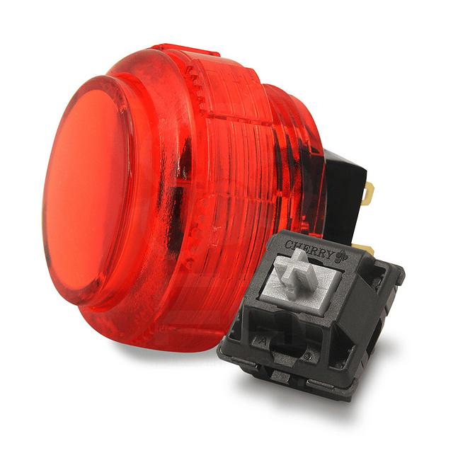 Botón SDB-202 Cherry MX Clear Color