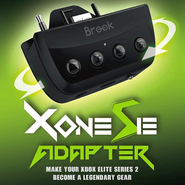 Brook X ONE Adapter SE - Conecta tu control Xbox Elite Series 2 en Switch, PS5 ,PS4 ,Xbox y PC