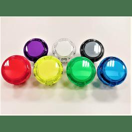 Boton Sanwa OBSC-30 Transparente