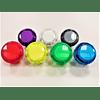 Boton Sanwa OBSC-24 Transparente