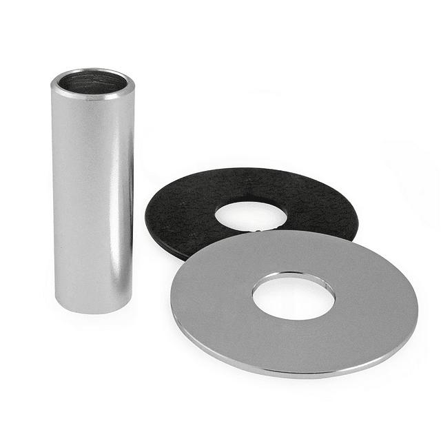 KDiT JLF-CD Dust & Shaft Cover Aluminio
