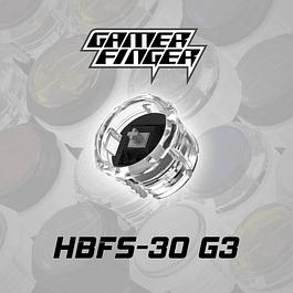 Boton GamerFinger HBFS-30-G3 Crystal
