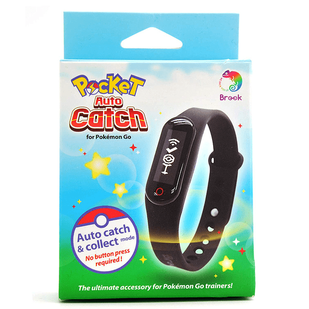 Pulsera Brook Auto-catcher Pokemon Go Plus