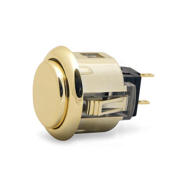 Boton Sanwa OBSJ 24mm Metallic