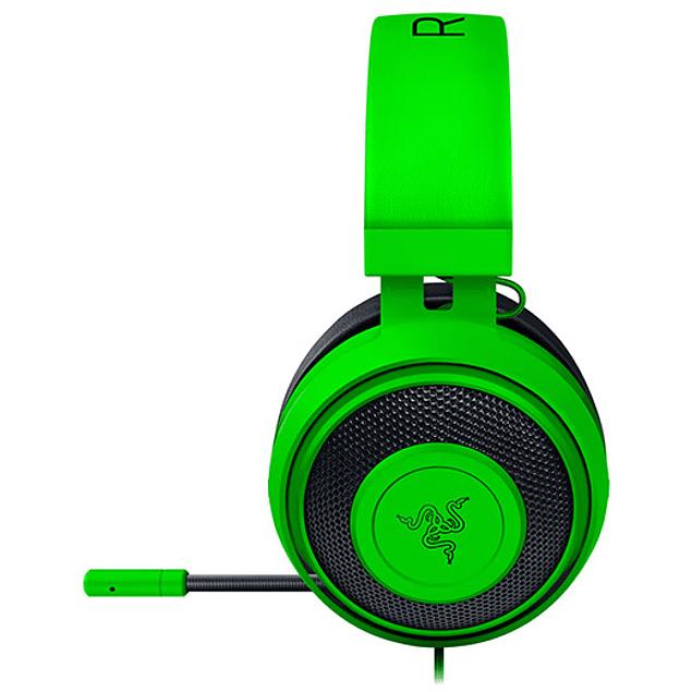 Audífonos Razer Kraken Pro V2 Oval - Verde