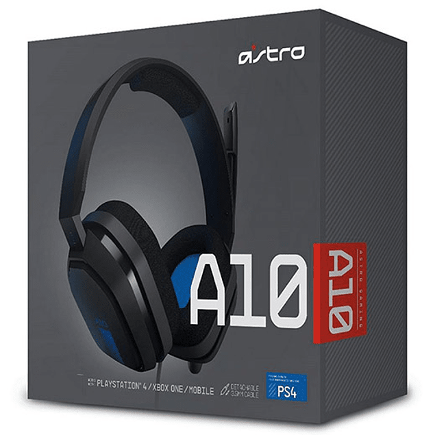 Audífonos Astro Gaming A10 PS4