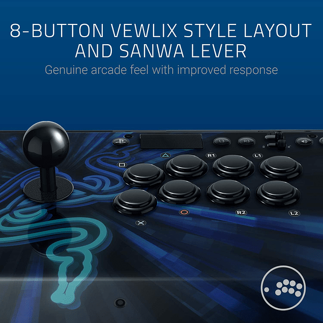 Razer Panthera Evo - Arcade Fightstick PS4