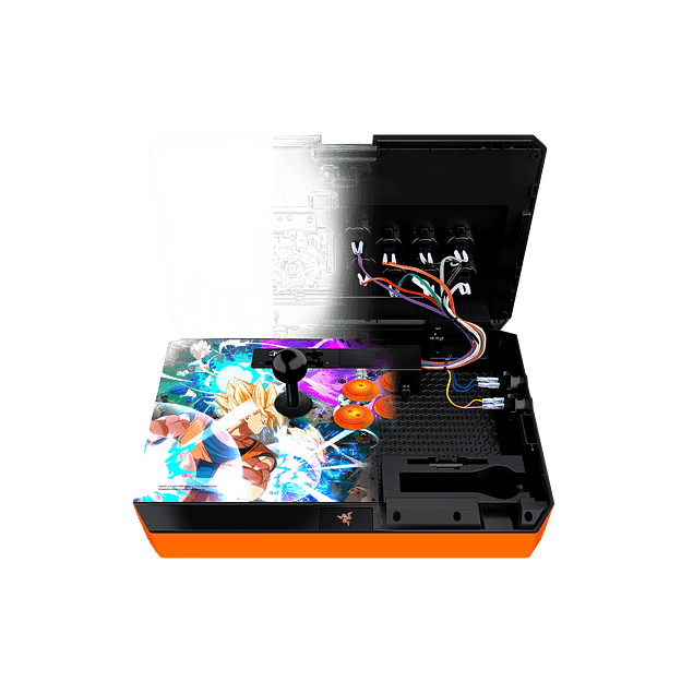 Razer Panthera Dragon Ball FighterZ - Arcade Fightstick PS4