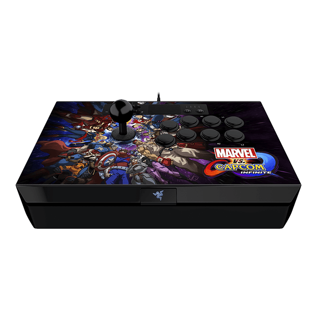 Razer Panthera Marvel vs Capcom Infinite - Arcade Fightstick PS4