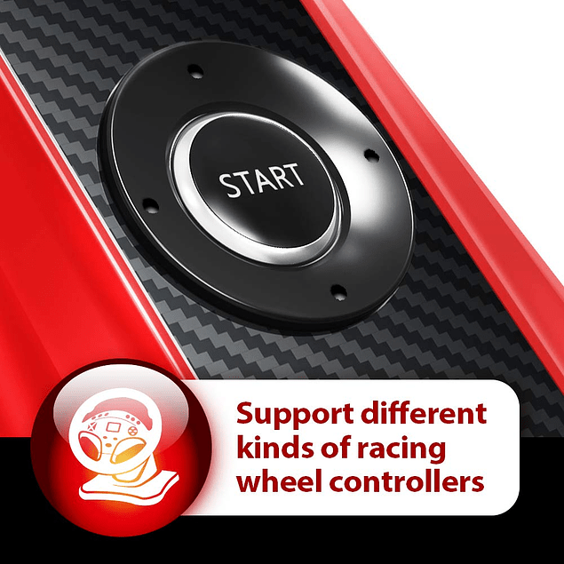 Brook Ras1ution Racing Wheel - Adaptador Multiconsola