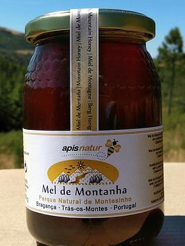 """Mel de Montanha do """"Parque Natural de Montesinho"""""""