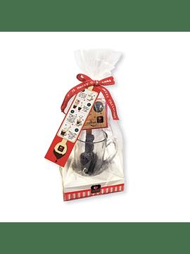 "Kit chocolate quente ""Natal à Colher"""
