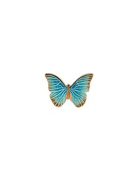 Cloudy Butterflies - Peça de parede 29