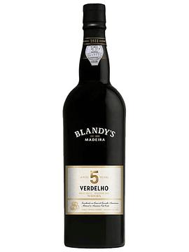 Madeira Verdelho 5 anos Blandy's
