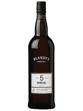 Blandy`s 5 Anos Sercial
