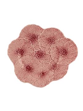 Maria Flor – Prato 28 Dália rosa