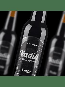 Cerveja Vadia Preta