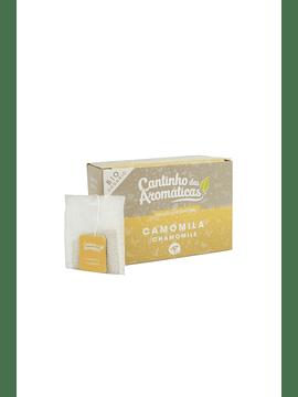 Camomila – Infusão Bio em saquetas