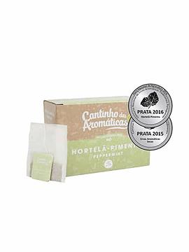 Hortelã-Pimenta – Infusão Bio em saquetas