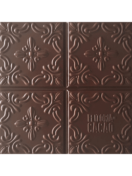 Feitoria do Cacao – Chocolate Negro São Tomé 72% + Flor de Sal de Aveiro