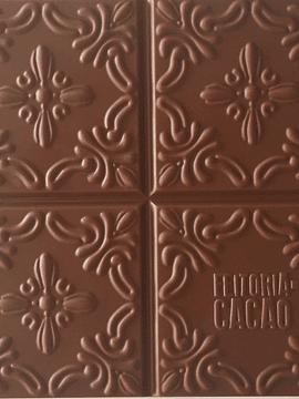 Feitoria do Cacao - Chocolate de Leite Tanzânia 60% + Leite de Ovelha