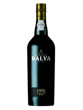 Vinho do Porto Dalva Colheita 1991