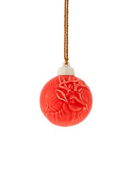 Bolas de Natal - Pendente Rena