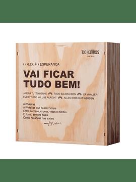 """100 Hectares - Coleção Esperança """"Vai Ficar Tudo Bem"""""""