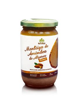 Manteiga de Amêndoa do Algarve - Cremosa