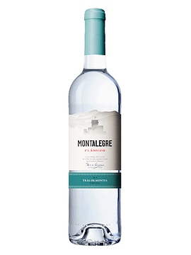 Montalegre Clássico Branco, 2018