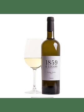 1859 O Legado Branco, 2018