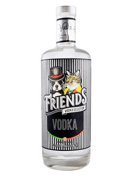 Vodka Selection Friends
