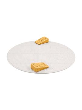 Queijeiras - Queijeira Branca Queijo Amarelo