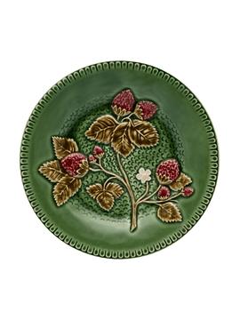 Morangos - Prato Fruta 20 Verde
