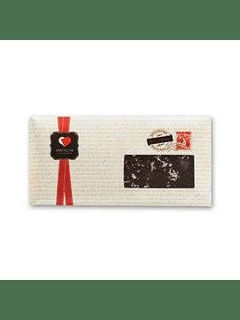 Tablete de Chocolate Negro c/ Flor de Sal