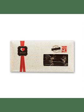 Tablete de Chocolate Negro c/ Gengibre