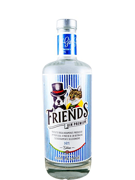 Gin Friends Dry Edtion