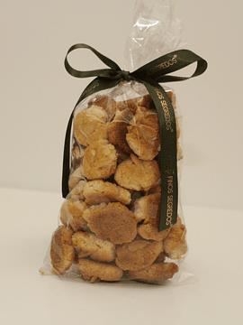 Biscoitos Artesanais de Amêndoa e Côco