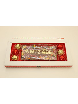 "Caixa de chocolates ""Amizade"""