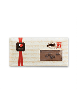 Tablete de Chocolate de Leite c/ Café
