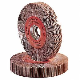 "Rueda Abrasiva LP de 3"" x 1"" x 1/4"", X-88, G-80, 16807"