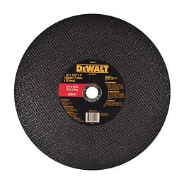 """Disco Abrasivo de Corte 14"""", DW0014"""