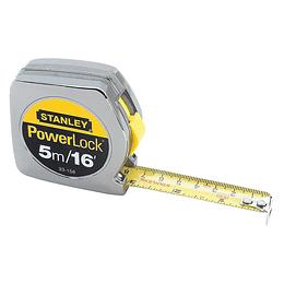 """Flexómetro 3/4"""" x 5m P5ME Stanley 33-158MX"""