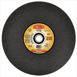 "Disco Abrasivo corte metal 14"" x 1/8"" x 1"", 742742"