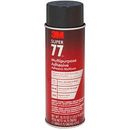 Adhesivo en aerosol 467 gms Super 77 3m México  62443749502