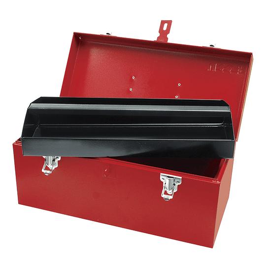 Caja portaherramientas metálica 41 × 18.5 × 19cm Urrea D3