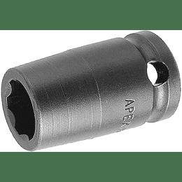 "Dado Socket Modelo 1110, 5/16"" Magnético  MX-1110"