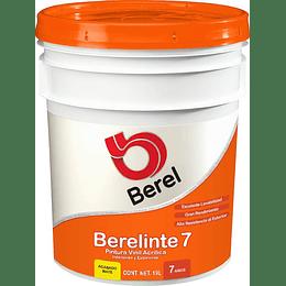 Pintura Vinil Blanco Ostion 843, 19 L BERELINTE