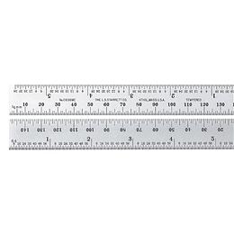 """Escala de 6"""" X 3/4"""" Modelo C636EM-6"""