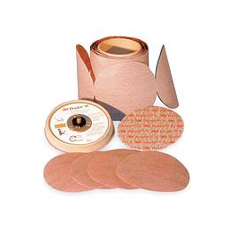 """Disco Abrasivo Autoadherible 12"""" G-80 con Respaldo de Tela, 19972"""